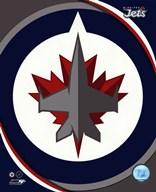 Winnipeg Jets 2011 Team Logo Art