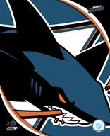 San Jose Sharks 2011 Team Logo  Fine Art Print