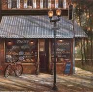 Pastry Shop  Fine Art Print