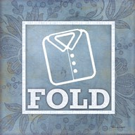 Fold  Fine Art Print