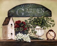 Eldred's Garden Seeds Art