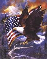 America's Pride  Fine Art Print