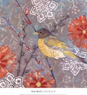 Little Wren II  Fine Art Print