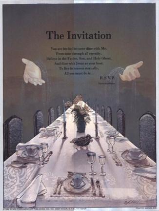 The Invitation Fine Art Print By Danny Hahlbohm At