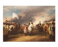 The Surrender of Lord Cornwallis at Yorktown October 19 1781