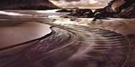 Jeweled Coastline  Fine Art Print