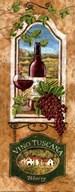 Vino Tuscana  Fine Art Print