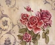 Mon Jardin I  Fine Art Print