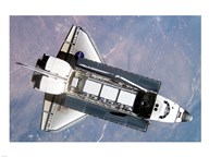STS-112 Atlantis carrying S1 truss