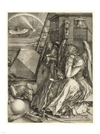Melencolia I Durer, Albrecht