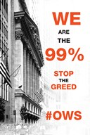 We Are The 99% Art
