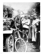 First Tour de France 1903  Fine Art Print