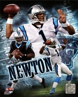 Cam Newton 2011 Portrait Plus
