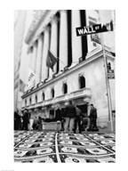 Wall Street  Fine Art Print