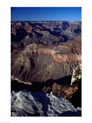 Framed Grand Canyon National Park (vertical) Print