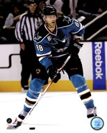 Brent Burns 2011-12 Action Art