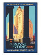 Royal York Poster