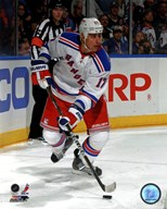 Brandon Dubinsky 2011-12 Action Art