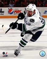 Daniel Sedin 2011-12 Action Art