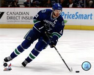 Henrik Sedin 2011-12 Action Art