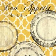 Bon Appetite - mini  Fine Art Print