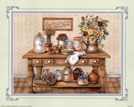 Antique Jugs  Fine Art Print