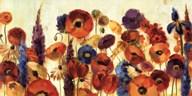 Joyful Garden  Fine Art Print