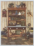 Country Armoire Art