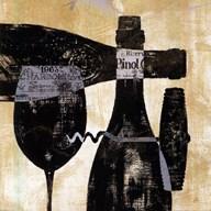 Wine Selection I  Fine Art Print