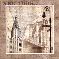New York Serenade Art