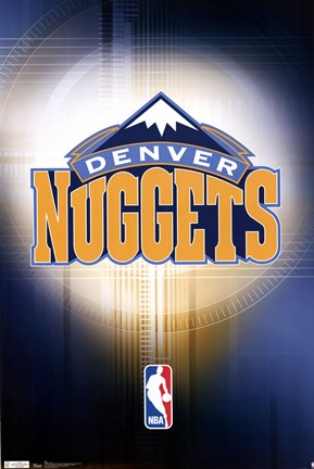 Framed Nuggets - Logo 11 Print