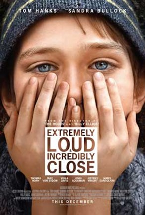 Framed Extremely Loud and Incredibly Close Print