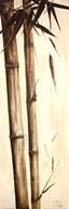 Sepia Guadua Bamboo I Art