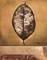 Gold Fusion II  Fine Art Print