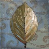 Swift Leaf II  Fine Art Print