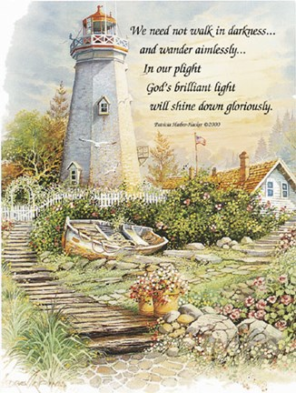 Lighthouse/verse