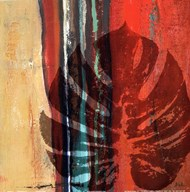 Red horizon I  Fine Art Print