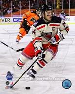 Ryan Callahan 2012 NHL Winter Classic Action  Fine Art Print