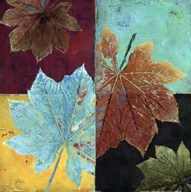 colorful maple I  Fine Art Print