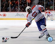 P.K. Subban 2011-12 Action Art