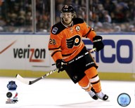 Claude Giroux 2012 NHL Winter Classic Action