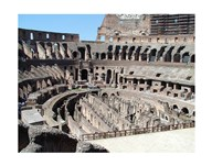 Inside Rome's Colosseum Art