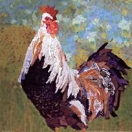 Cock-a-Doodle Art