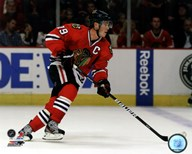 Jonathan Toews 2011-12 Action Art