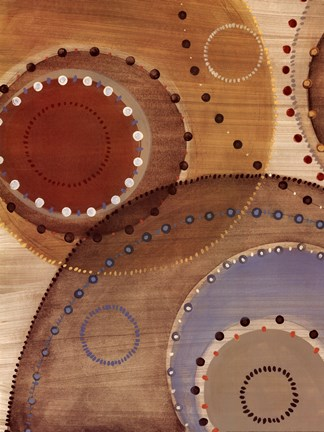 Framed Moving Moments III Print