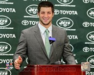 Tim Tebow 2012 Press Conference