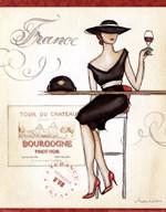 Wine Event III  Fine Art Print