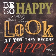 Be So Happy Art