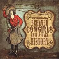 Cowgirls Art