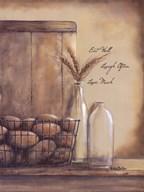 Eat Well, Laugh Often, Love Much  Fine Art Print